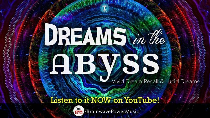 "Lucid Dreaming Music: ""Dreams in the Abyss"" - #Deep #Sleep, #Fantasy, #Imagination, #Vivid #Dreams #Stress #Relief, #Dream #Recall #video #music #youtube #share #listen #luciddreaming #vividdream #travel #calming #journey #creativity #love #life #happiness #balance #induction #relaxing #sleepmusic"