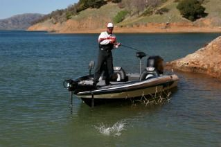 Gotta love those bass boats!