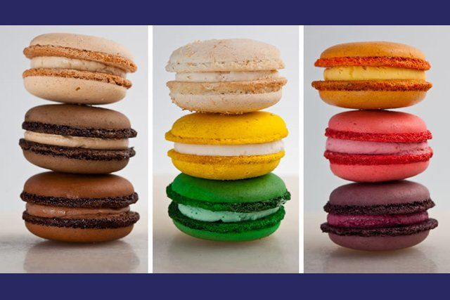... | Pinterest | Macaron Recipe, French Macaron and Sandwich Cookies