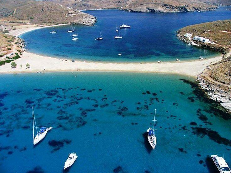 Kythnos island