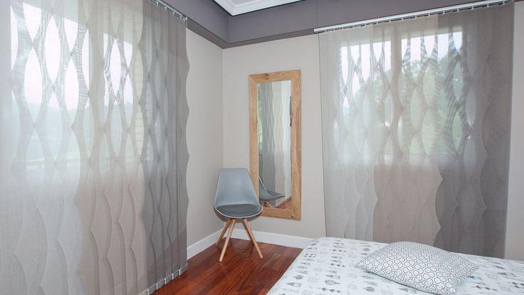 Cortinas verticales retro de cortinadecor para el - Bandalux cortinas verticales ...