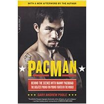 Pacman - Love this guy and he's got a heck of a story. Must read!