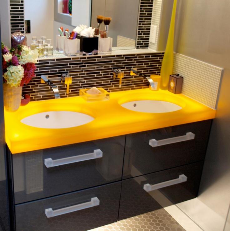 Resin Bathroom Countertops. Outstanding Epoxy Resin