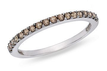 Chocolate Diamonds!  This will go perfect with my engagement ring, 2 please :)