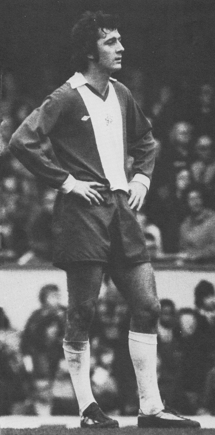 Circa 1976/77. Birmingham City wonder boy Trevor Francis unbelievably still waiting for his first England cap six years after his debut.