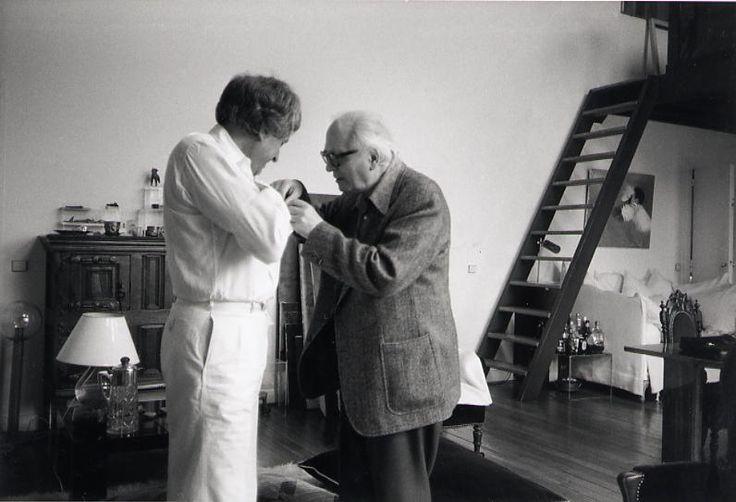 Música matemática (Xenakis) y música naturalista (Messiaen).