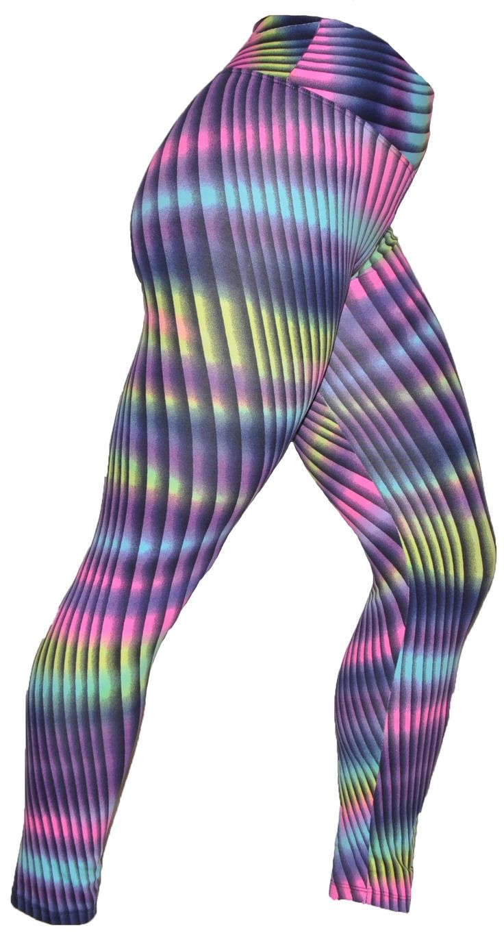 These funky leggings are so much fun to wear Leggings are so comfortable to wear and give you flexibility and style, Leggings are the Perfect combination of bold prints and soft microfiber fabric that makes it funky and comfy.  Suplex Light Material. #gymwear