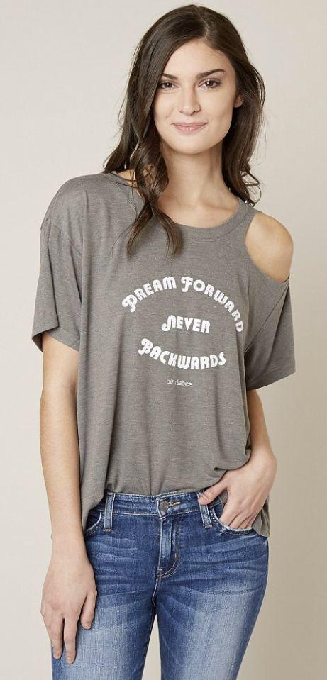 Neutral Tees  : Birdiebee Dream Forward T-Shirt | Buckle