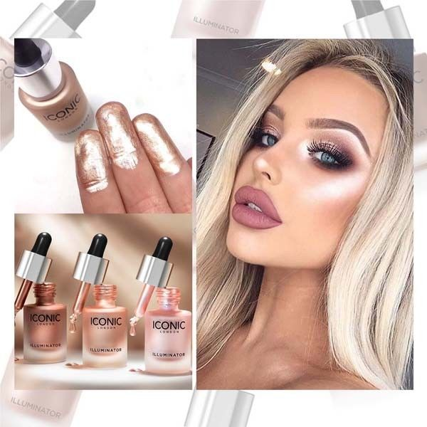 Drops like nothing you've ever seen before! These concentrated shimmer drops. by Iconic London - New in box. use them on their own for a super highlighted glow. | eBay!
