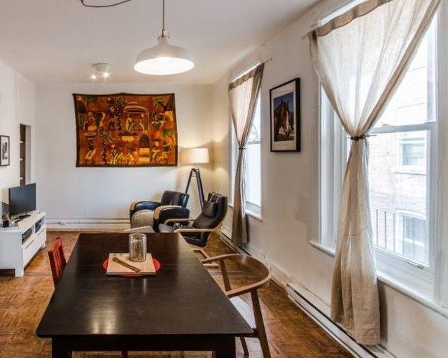 Charmant Duplex Avec Double Occupation Ideal Pour Transformation En Cottage Duplex 4147 4149 Rue La Fontaine Mercier Hochelaga Mai In 2020 Home Decor Home Furniture