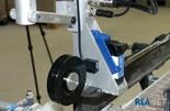 Foto: REA JET - Hochauflösender Tintenstrahldrucker - HP-Drucktechnologie - Berührungslose Beschriftung von Mehltüten in der Lebensmittelindustrie