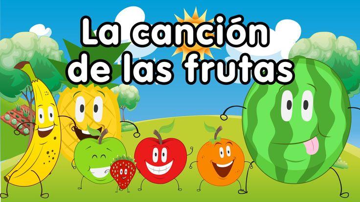 La canción de las frutas donde aprenderas de la manzana, el banano, la naranja, la sandia, la piña y la fresa Doremi o Doremila es un canal de Canciones infa...