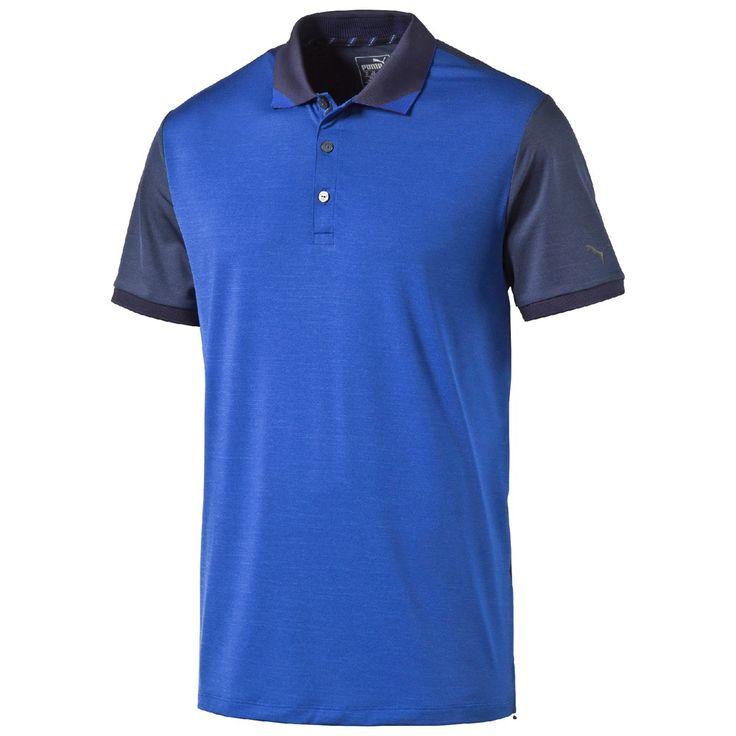 PUMA - Polo de golf homme
