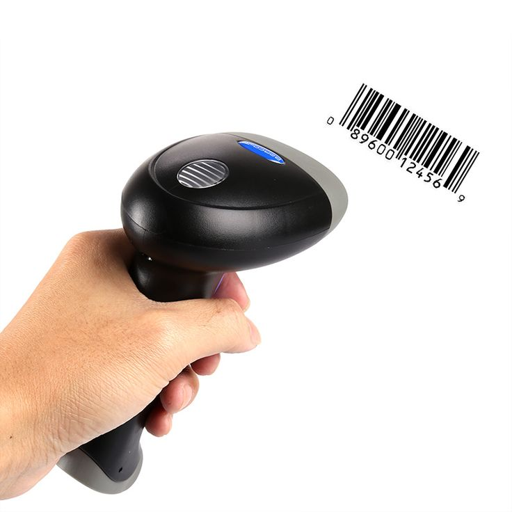 QR Barcode Scanner - Decodes Wide Range Of Codes, IP54, IR LED, USB 2.0, 960x640 Sensor Resolution - QR Barcode Scanner is capable of decoding a wide range of codes. It will help you get rid of manual labor and errors - significantly increasing your efficiency.