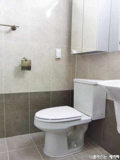 [욕실 리모델링] 욕실 완전 철거 후 욕실 리모델링 공사하기 욕실 리모델링 공사하는 방법에는 대략 3가지로 나눌 수 있는데요...가장 저렴하게 할 수 있는 욕실리폼, 기존 벽타일을 재활용해 공사하는 욕실코팅, 그리