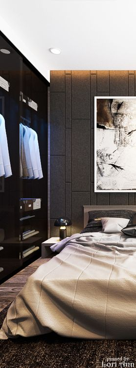 Stylish Bedroom from CKND