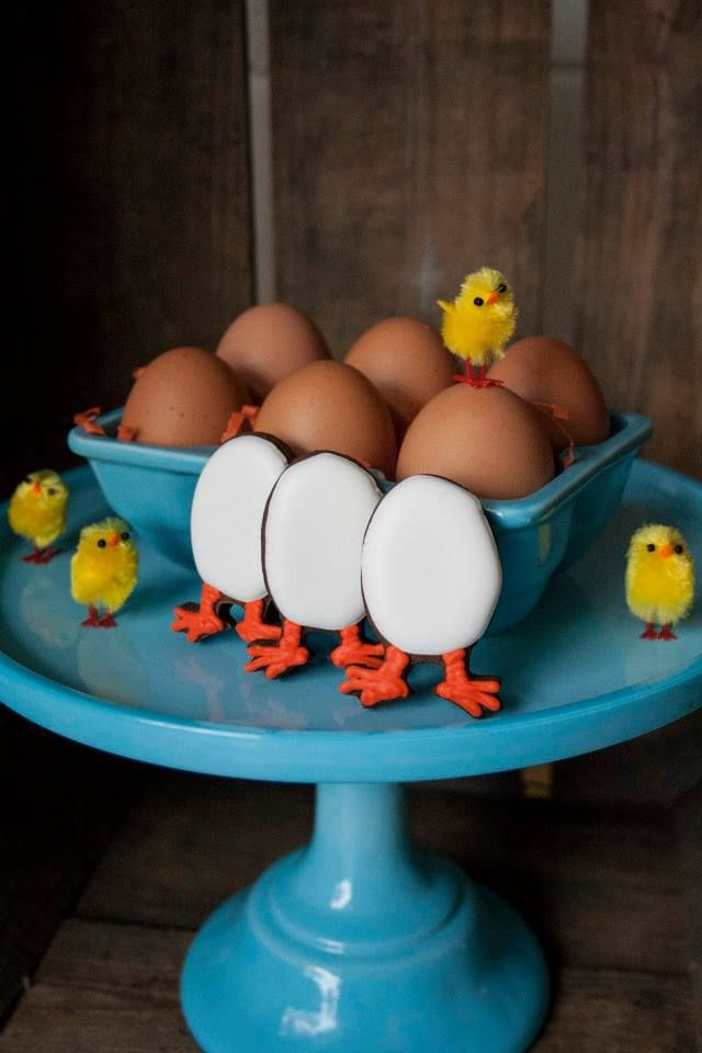 Eggs with Legs