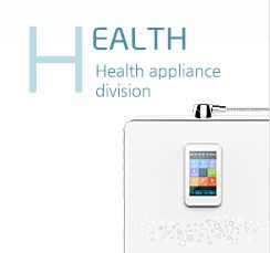 Health appliance division