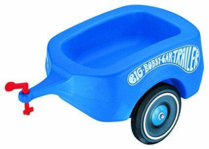 Big Bobby Car Classic Trailer in Blue