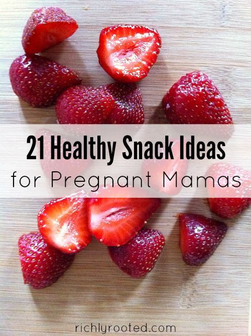 Great list of healthy pregnancy snacks! I've been so hungry my whole pregnancy...and snack food options that are good for me and baby are always welcome!