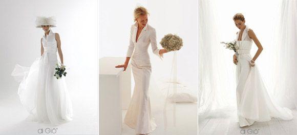 Vestidos de novia de diseño italiano – Le Spose di Giò