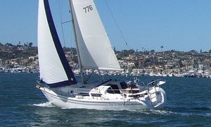 Groupon - Two-Day US Sailing Basic Keelboat Sailing Course for One at Harbor Island Yacht Club (Up to 57% Off)   in Harbor Island Yacht Club. Groupon deal price: $149