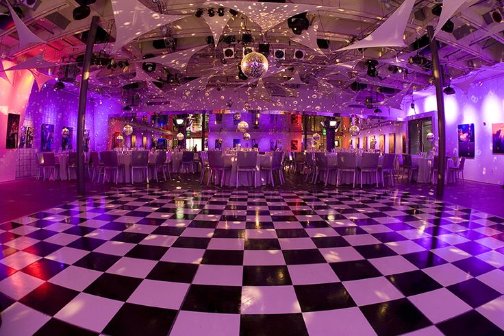 Bat Mitzvah Decor get in the groove at this bat mitzvah! | bar/bat mitzvah ideas