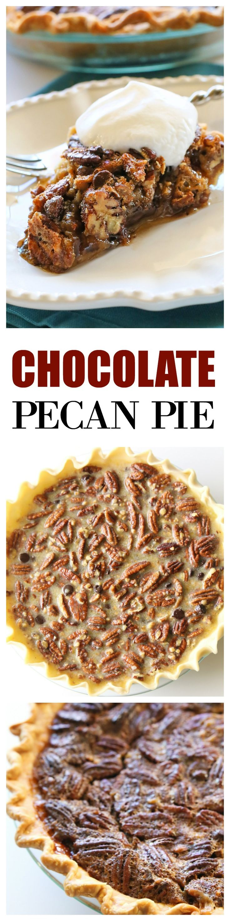 ABSOLUTELY DELICIOUS - I used walnuts instead of pecans. Even those who  don't like pecan pie loved this!