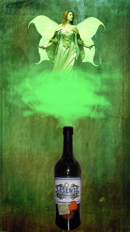 Green fairy