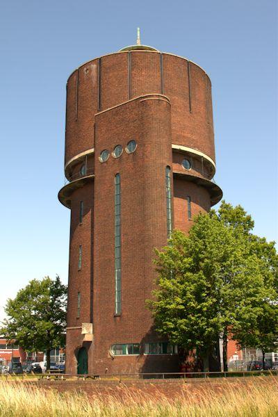 Watertoren Breda (Speelhuislaan)