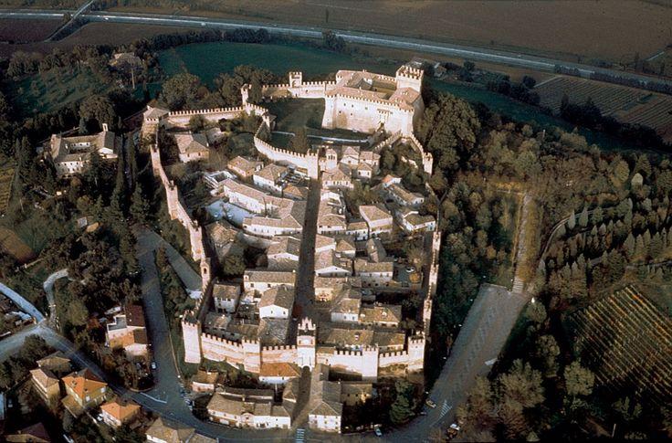 borgo castello di Gradara