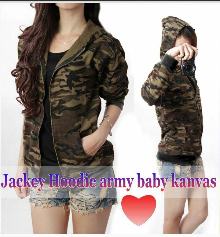 #jaket #hoodie army @ 90.000