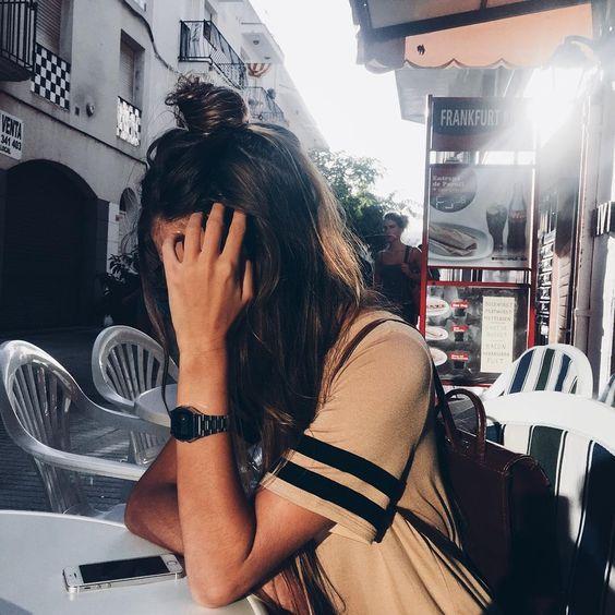Poses tumblr para chicas tímidas