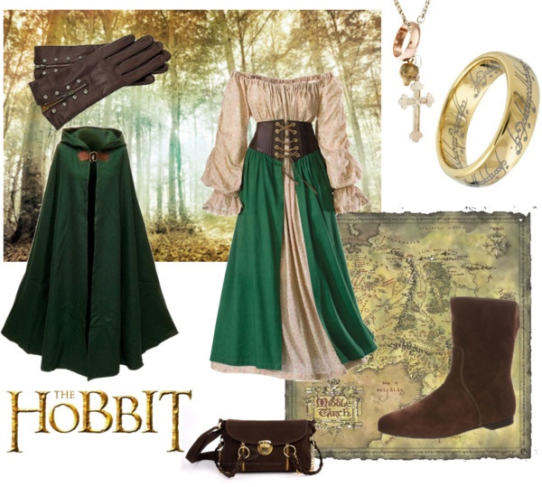 """The Hobbit"" @Alice Janell"