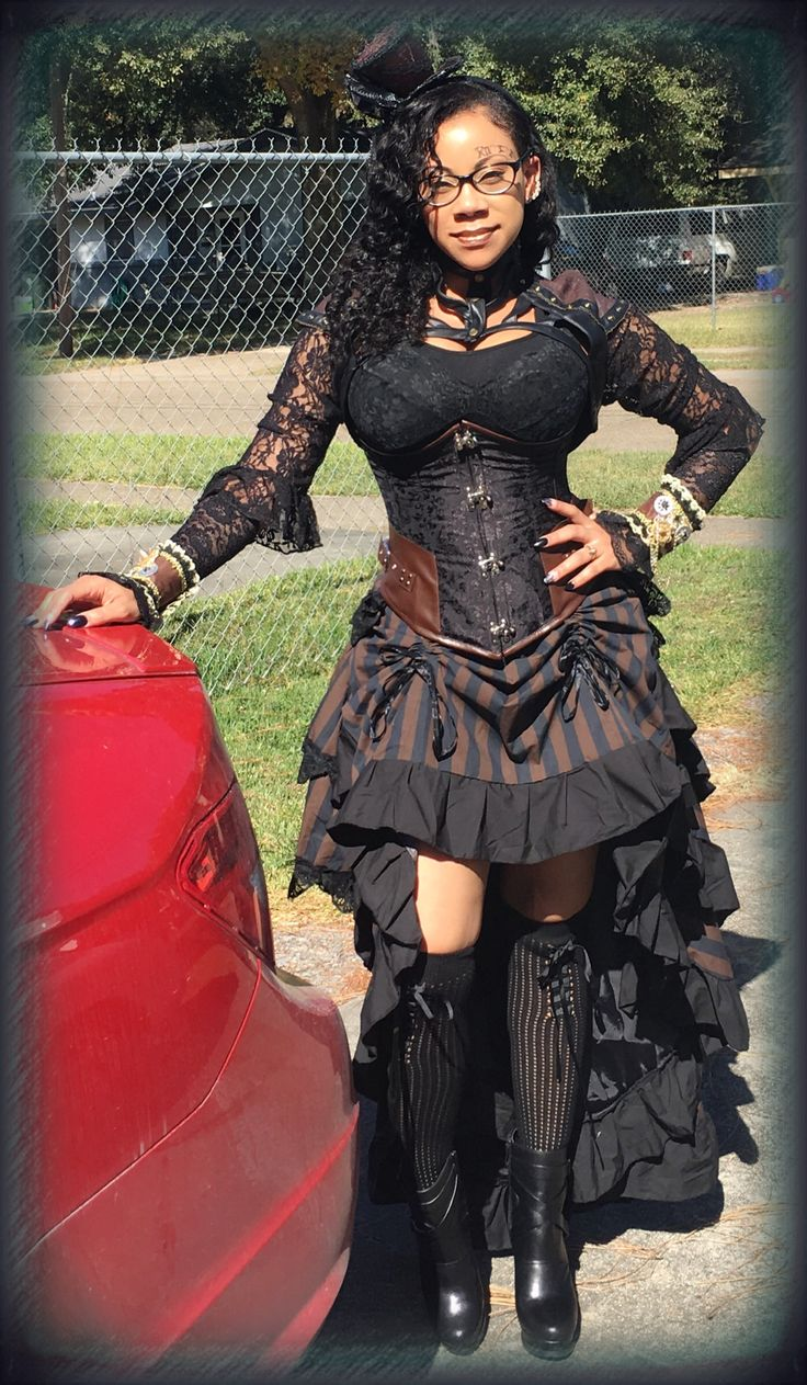 11549 Best Inspiration For Steampunk Fashion Images On