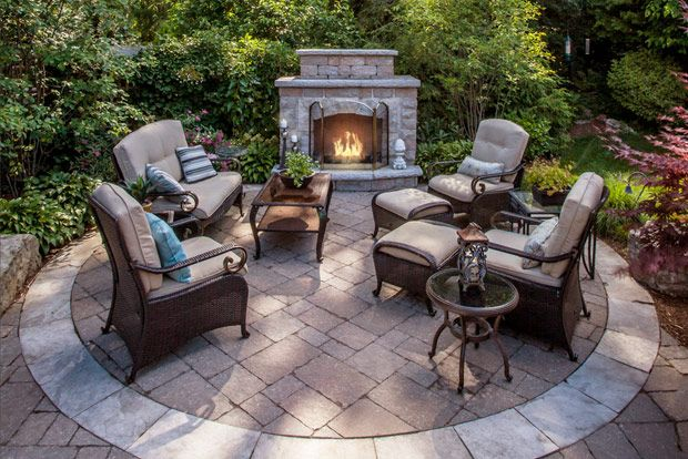 Garden Grove Landscaping :: Backyard Retreat Garden Oasis