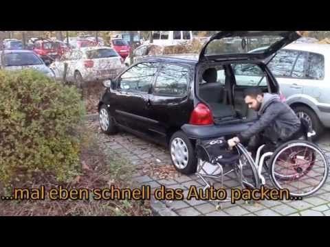 twion - Aktivantrieb für Rollstühle - YouTube