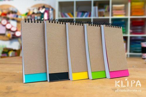 Sketchbook de buzunar