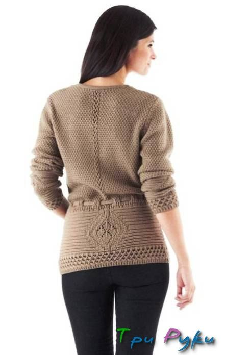 Jacket with long sleeves 8