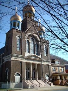 st johns baptist church.... johnstown, pa