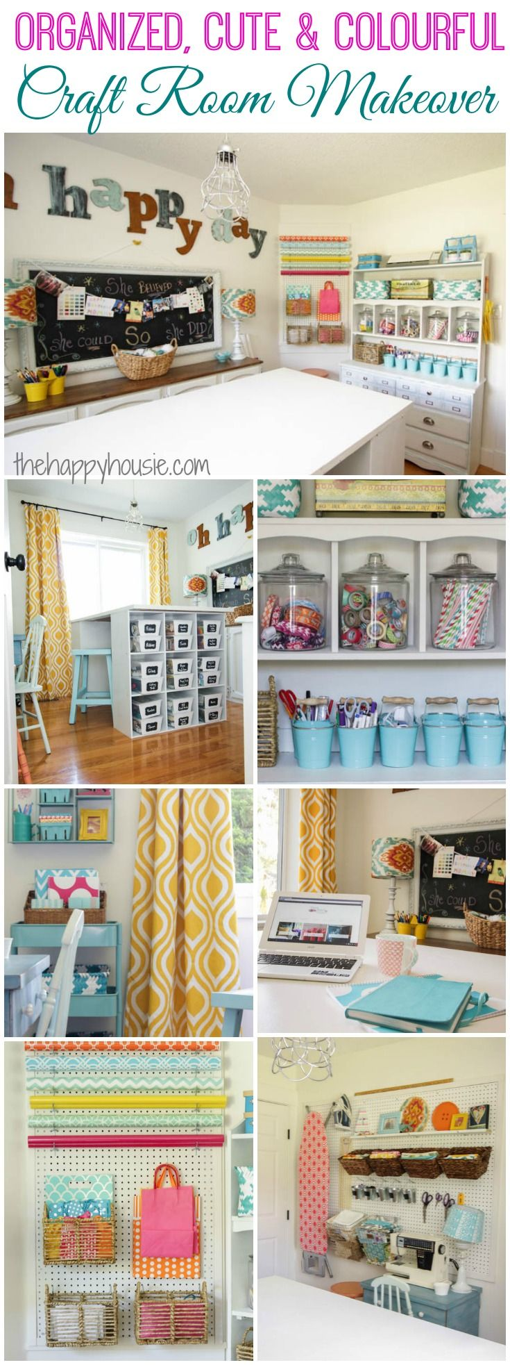 Pictures Of Craft Rooms Best 25 Craft Rooms Ideas On Pinterest  Craft Organization