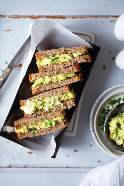 Rezept Avocado Eiersalat Stulle belegtes Brot zuckerzimtundliebe