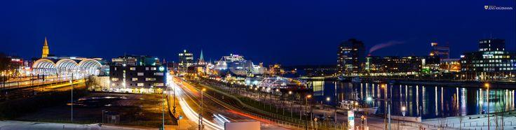 Kiel Panorama by Jens Krüßmann on 500px