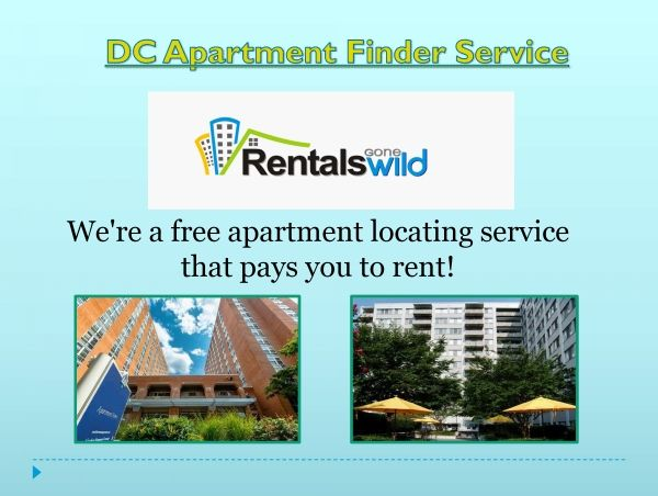 visit our site http://www.rentalsgonewild.com for more information on Best DC Apartment Finder. The following time when you decide to transfer to a brand-new apartment and see for yourself how much time and effort you will certainly minimize your next move. DC Apartment Finder makes the entire apartment scouting experience simple and headache cost-free.