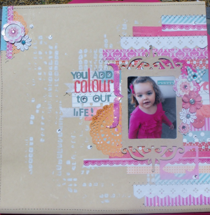 photo 2013  scrapbooked 2013