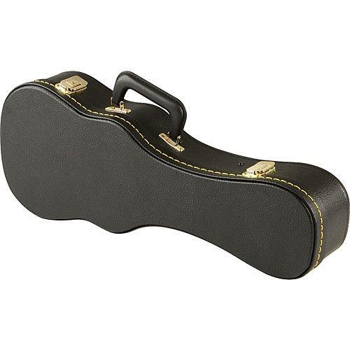 Musician's Gear Soprano Ukulele Case Black