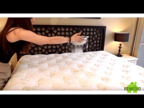 Esto es lo que sucede cuando tiras bicarbonato de sodio ¡en tu cama!