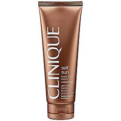 CLINIQUE - Self Sun Body Tinted Lotion  #sephora