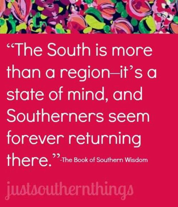 No Place Like Home ! Southern