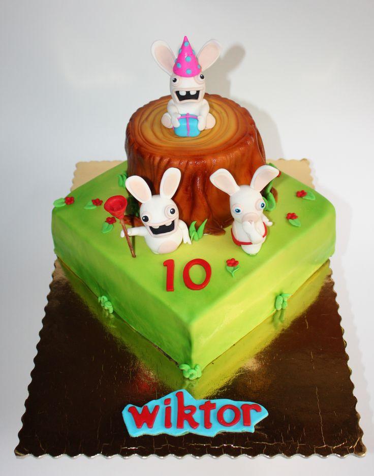 Szalone Kórliki, Rabbids Cake